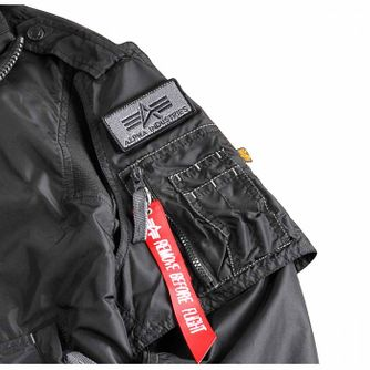 Alpha Industries Starfighter Flight Jacket 166103 – Picture 4