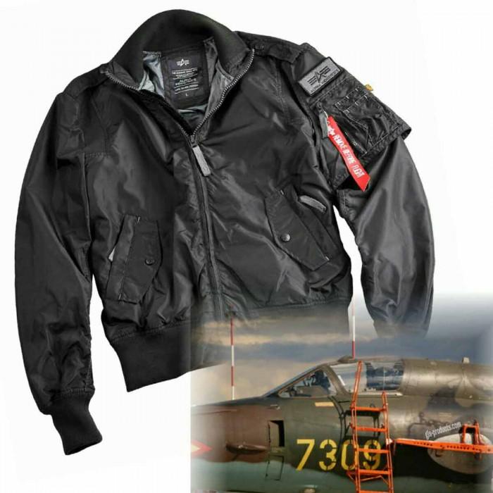 Alpha Industries Starfighter Flight Jacket 166103 – Picture 6