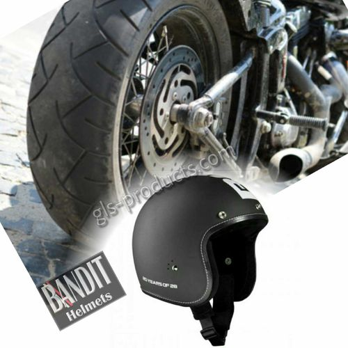 Bandit 20 Years Anniversary open face helmet – Picture 9