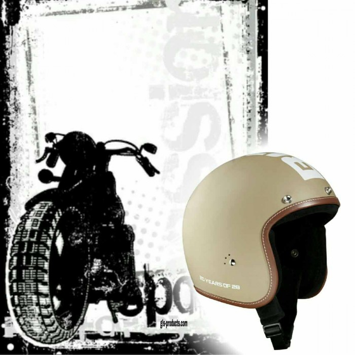 Bandit 20 Years Anniversary open face helmet – Picture 10