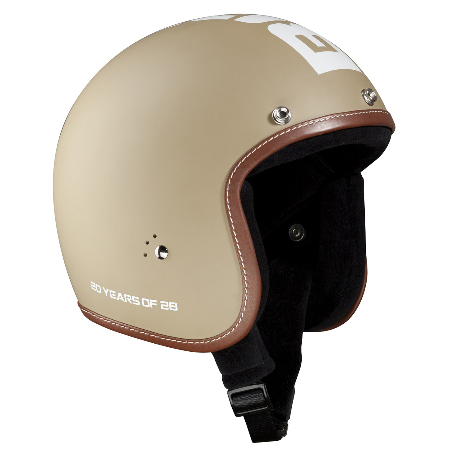 Bandit 20 Years Anniversary open face helmet – Picture 2