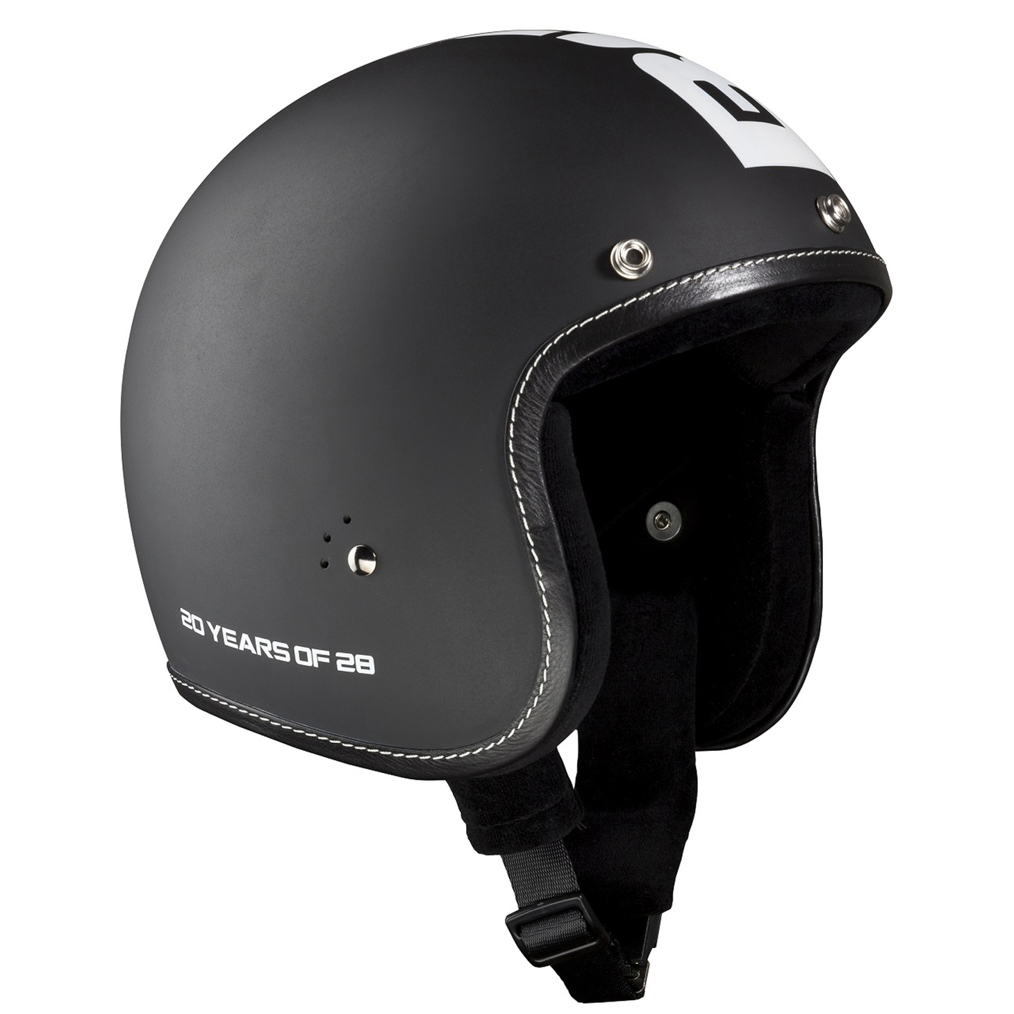 Bandit 20 Years Anniversary open face helmet – Picture 3