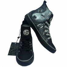 Hi Top Sneakers Wolf Chi  – Bild 5