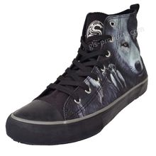 Hi Top Sneakers Wolf Chi  – Bild 1