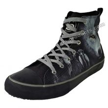 Hi Top Sneakers Wolf Chi  – Bild 2
