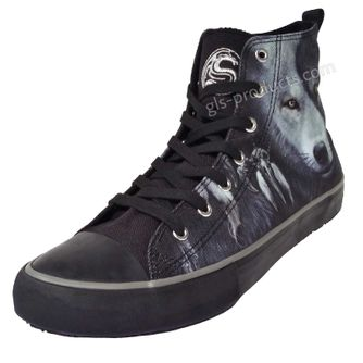Hi Top Sneaker Wolf Chi T118S001 – Picture 2