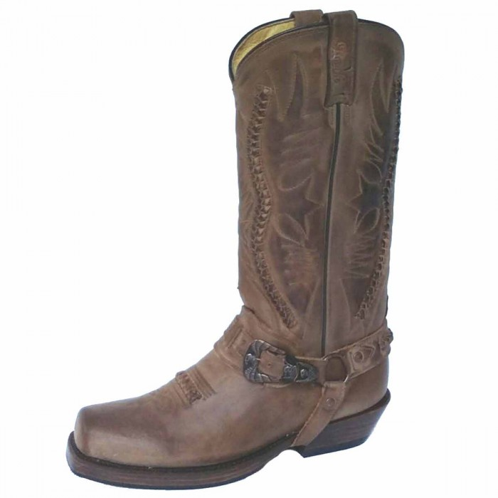 Rancho Biker Boots 9064 pathe – Picture 4