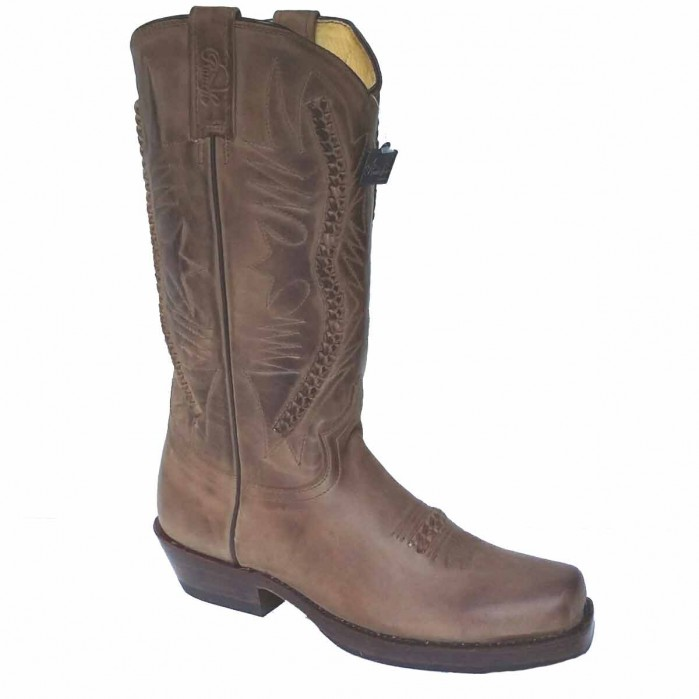 Rancho Biker Boots 9064 pathe – Picture 6