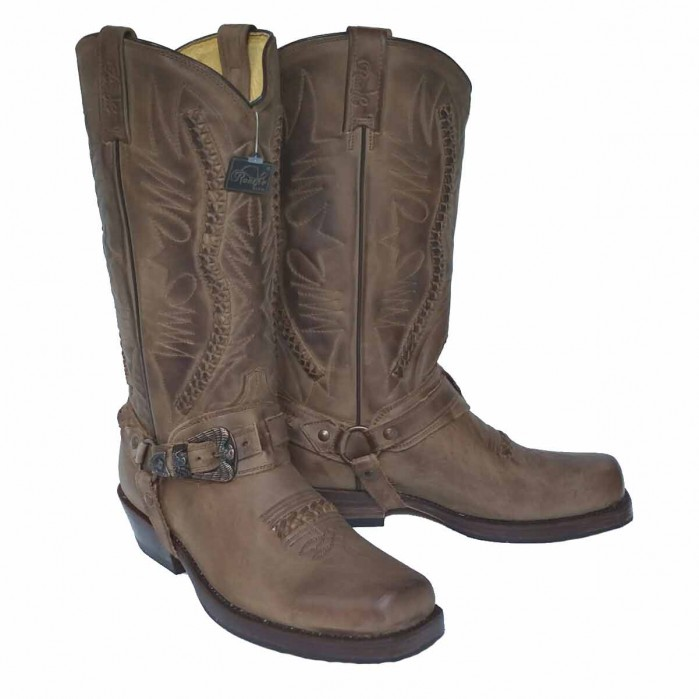 Rancho Biker Boots 9064 pathe – Picture 2