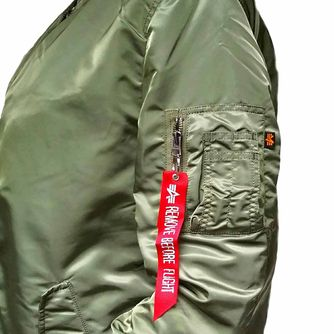 Alpha Industries MA-1 Coat for women 2016 158001 – Picture 4