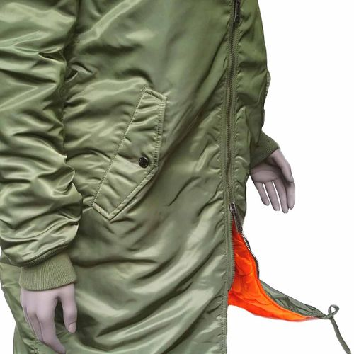 Alpha Industries MA-1 Coat for women 2016 – Picture 3
