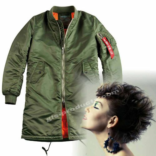 Alpha Industries MA-1 Coat for women 2016 – Picture 9