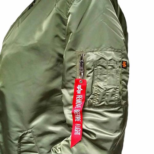 Alpha Industries MA-1 Coat for women 2016 – Picture 4