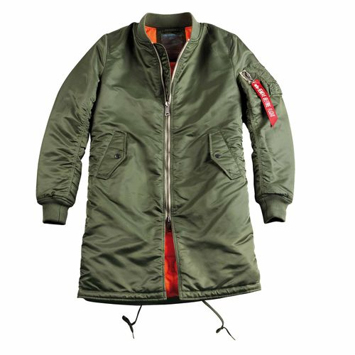 Alpha Industries MA-1 Coat for women 2016