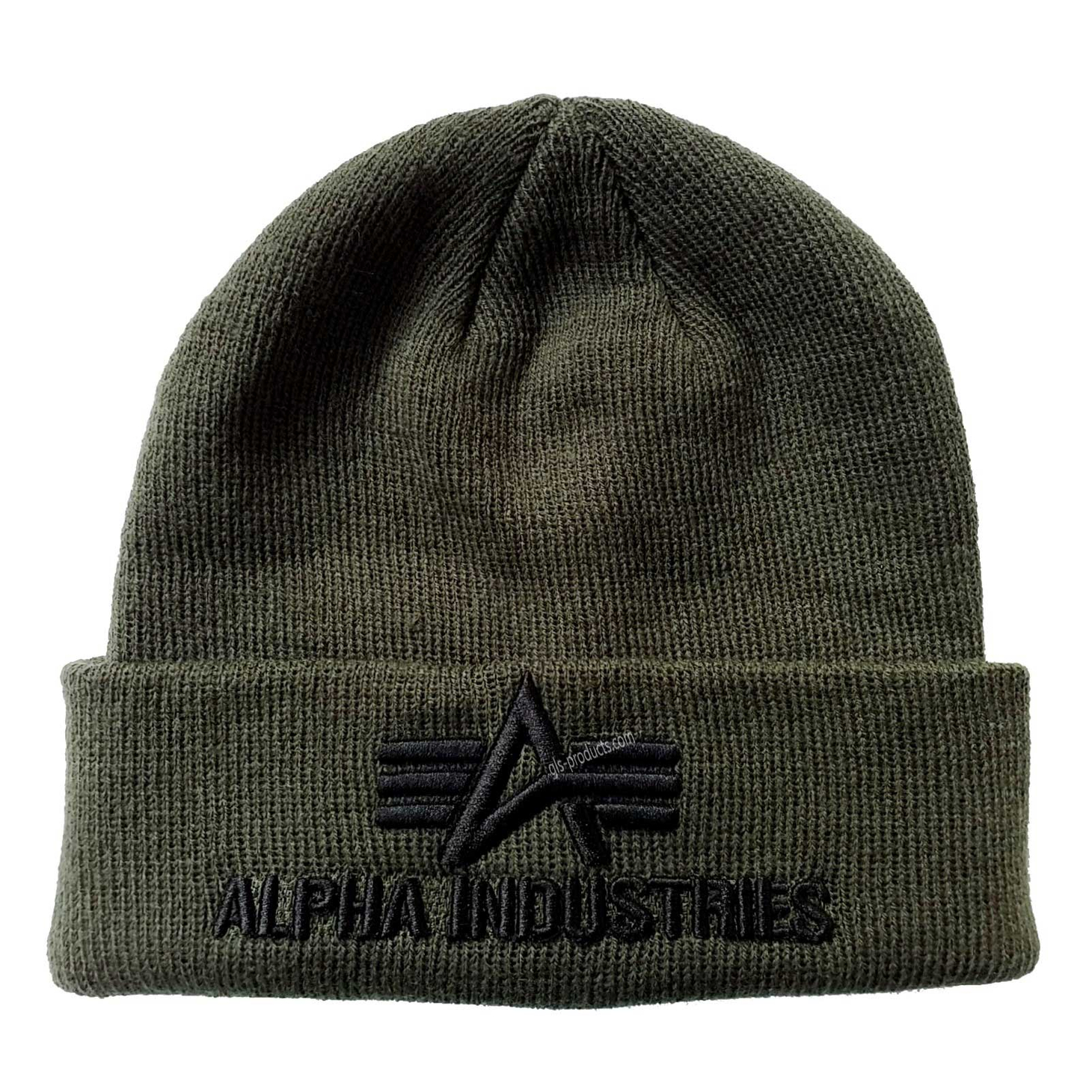 Alpha Industries 3D Beanie 168910 – Picture 3