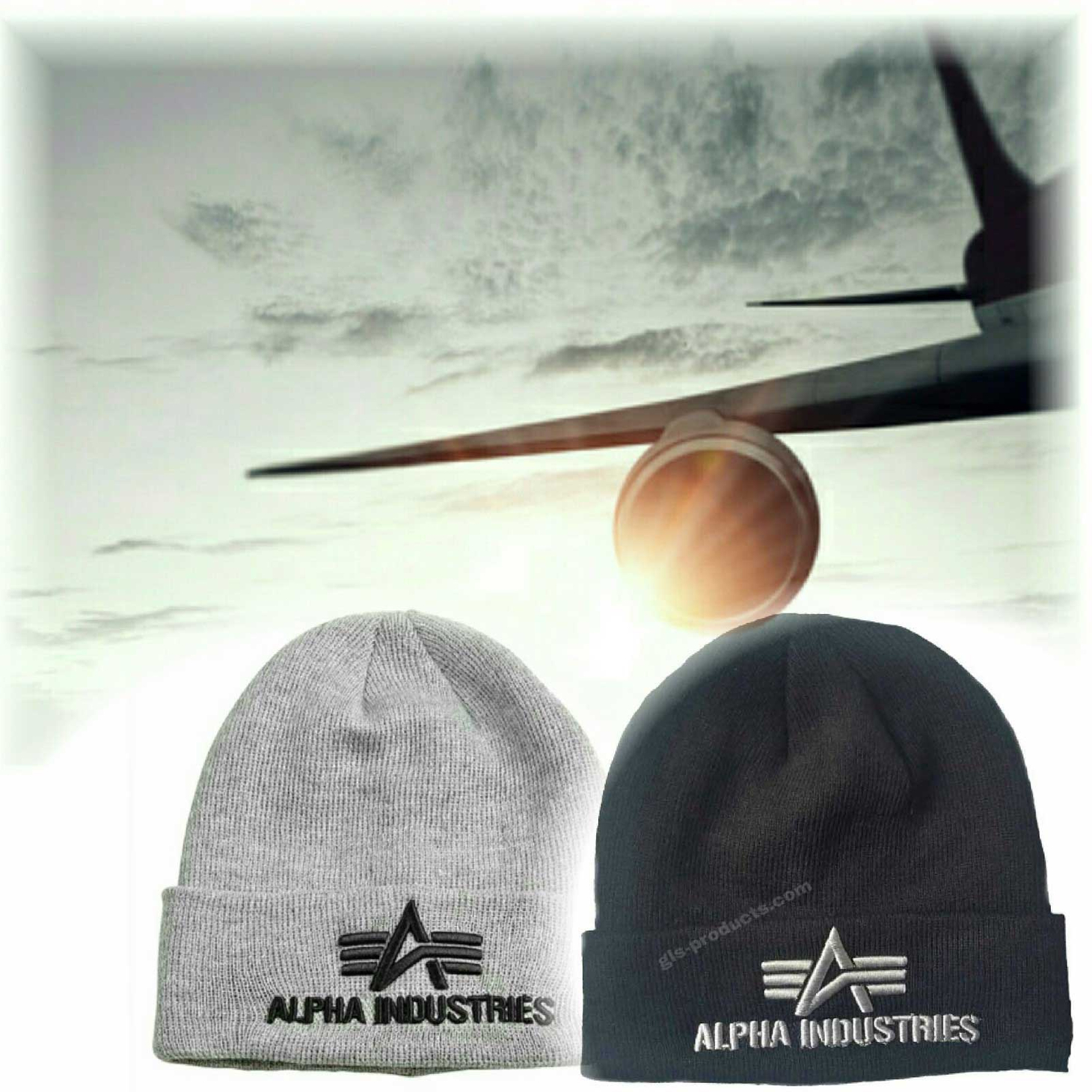 Alpha Industries 3D Beanie 168910 – Picture 6