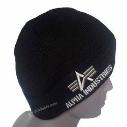 Alpha Industries 3D Beanie 168910 – Bild 5