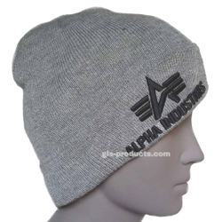 Alpha Industries 3D Beanie 168910 – Bild 7