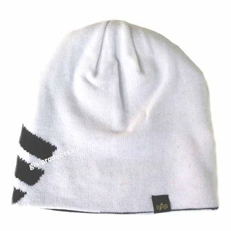 Alpha Industries Reversible Beanie II – Picture 5