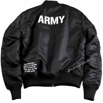 Alpha Industries MA-1 VF 59 Army Bomber 168108 – Picture 9
