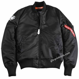 Alpha Industries MA-1 VF 59 Army Bomber 168108 – Picture 6