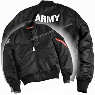 Alpha Industries MA-1 VF 59 Army Bomber 168108 – Picture 3