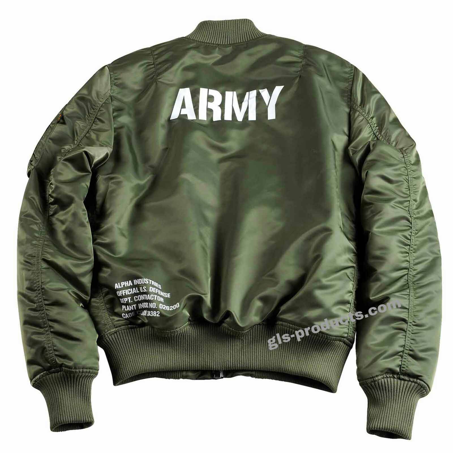 Alpha Industries MA-1 VF 59 Army Bomber 168108 – Picture 7