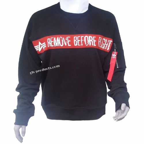 Alpha Industries RBF Sweater – Picture 5