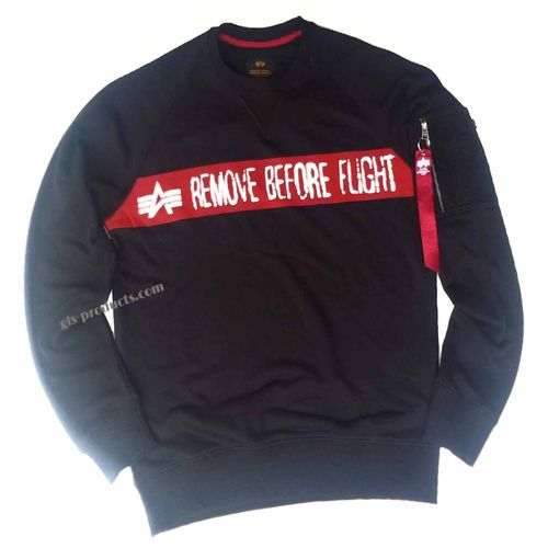 Alpha Industries RBF Sweater – Picture 2