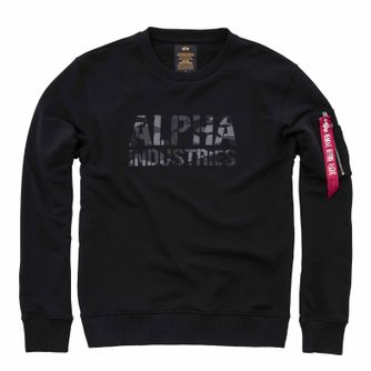 Alpha Industries Camo Print Sweater 176301 – Picture 3