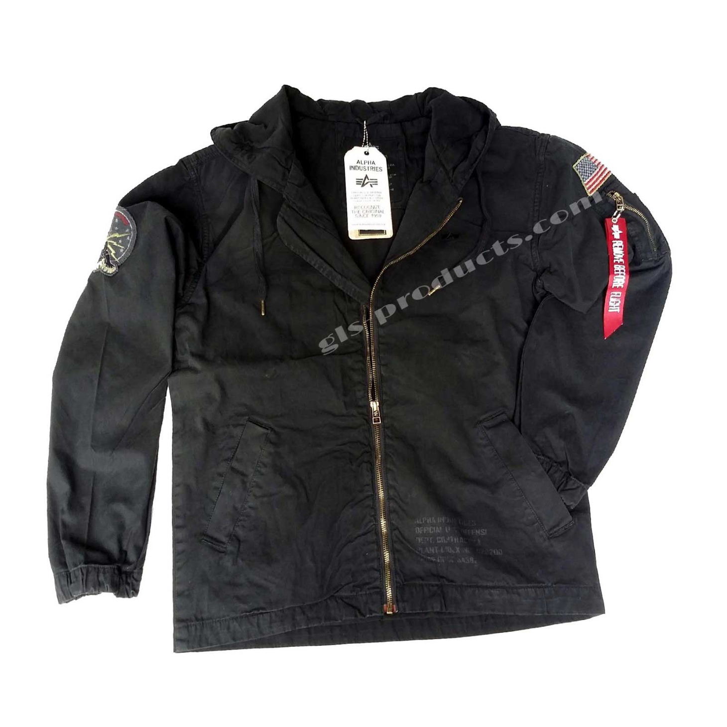 Alpha Industries Newport USAF 176131 – Picture 2