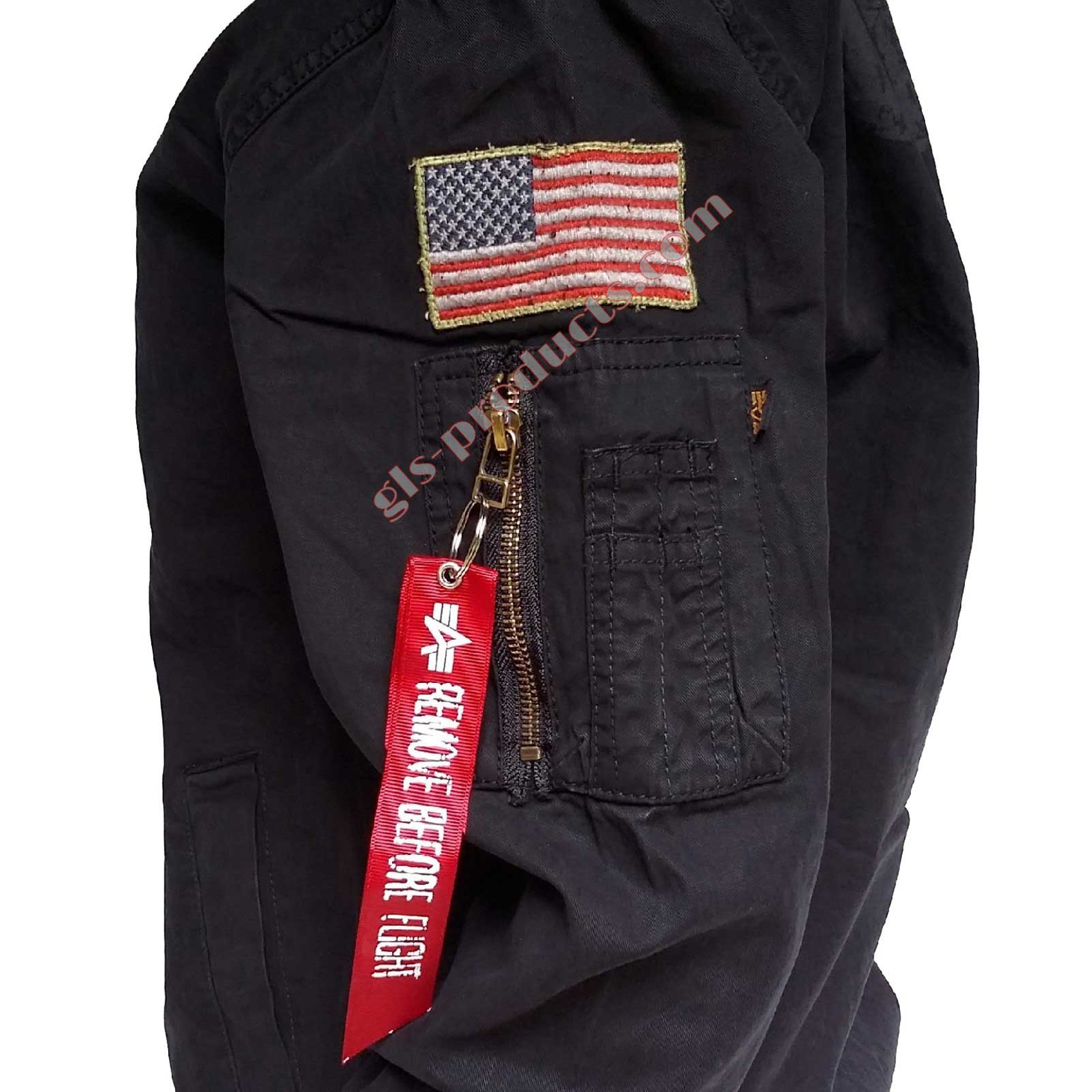 Alpha Industries Newport USAF 176131 – Picture 7