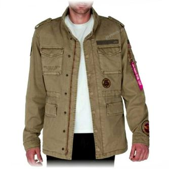 Alpha Industries Huntington Patch Field Jacket 176117 – Picture 4