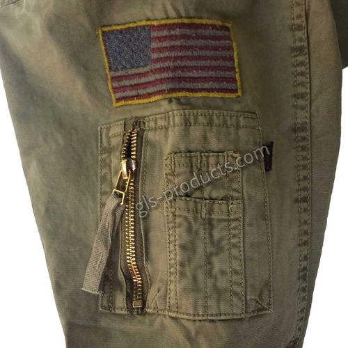 Alpha Industries Huntington Patch Field Jacket – Bild 7