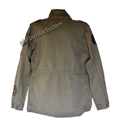 Alpha Industries Huntington Patch Field Jacket 176117 – Bild 3