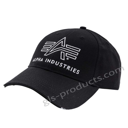 Alpha Industries Logo Cap – Bild 1