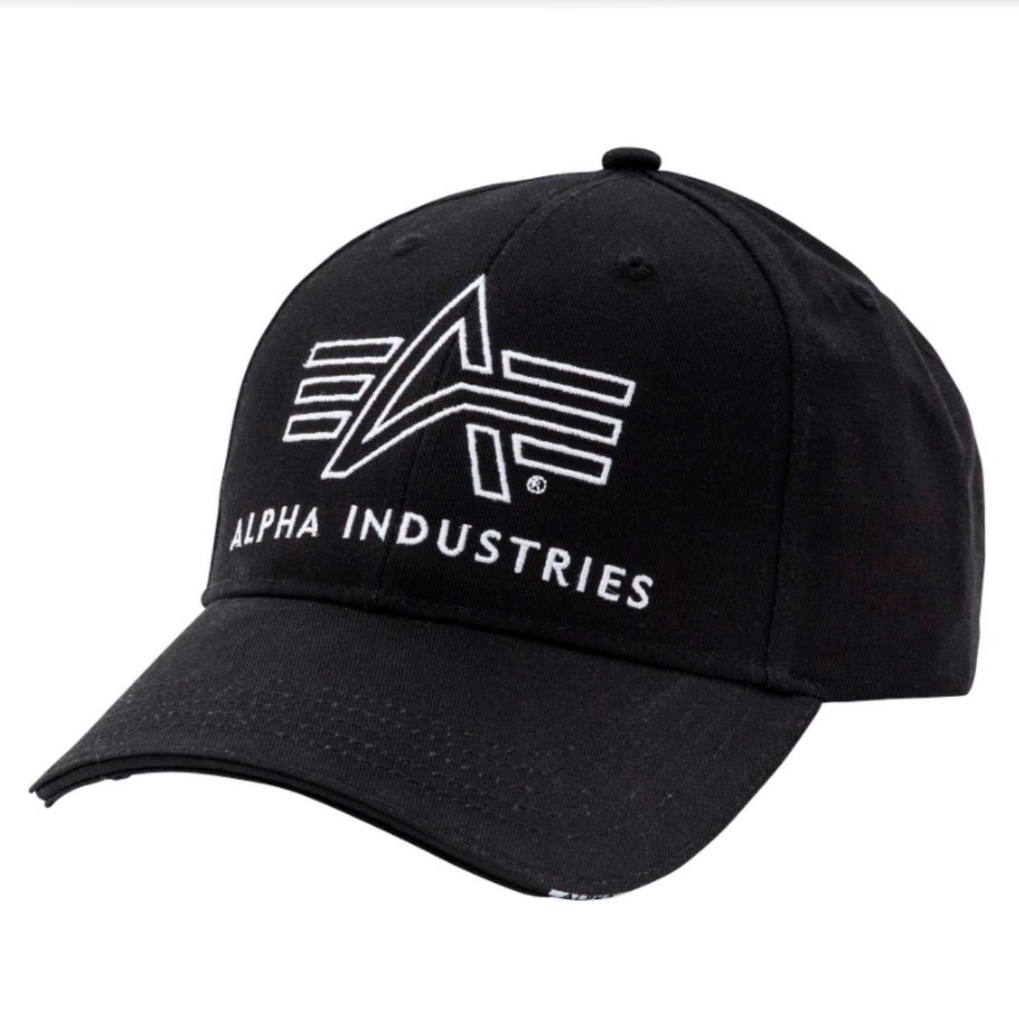 Alpha Industries Big A Classic Cap 178904 – Picture 2