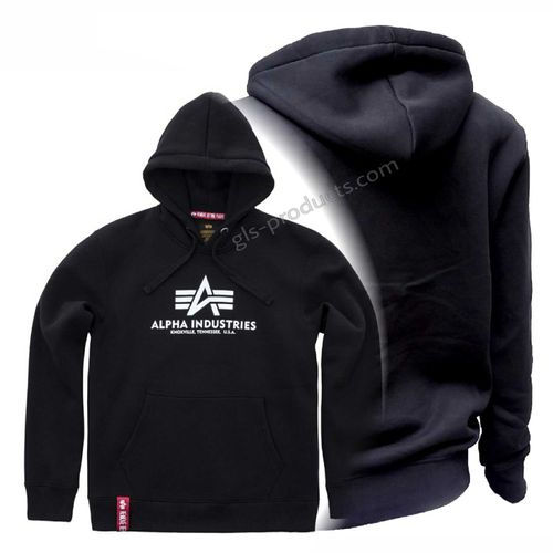 Alpha Industries Basic Hoody – Picture 1