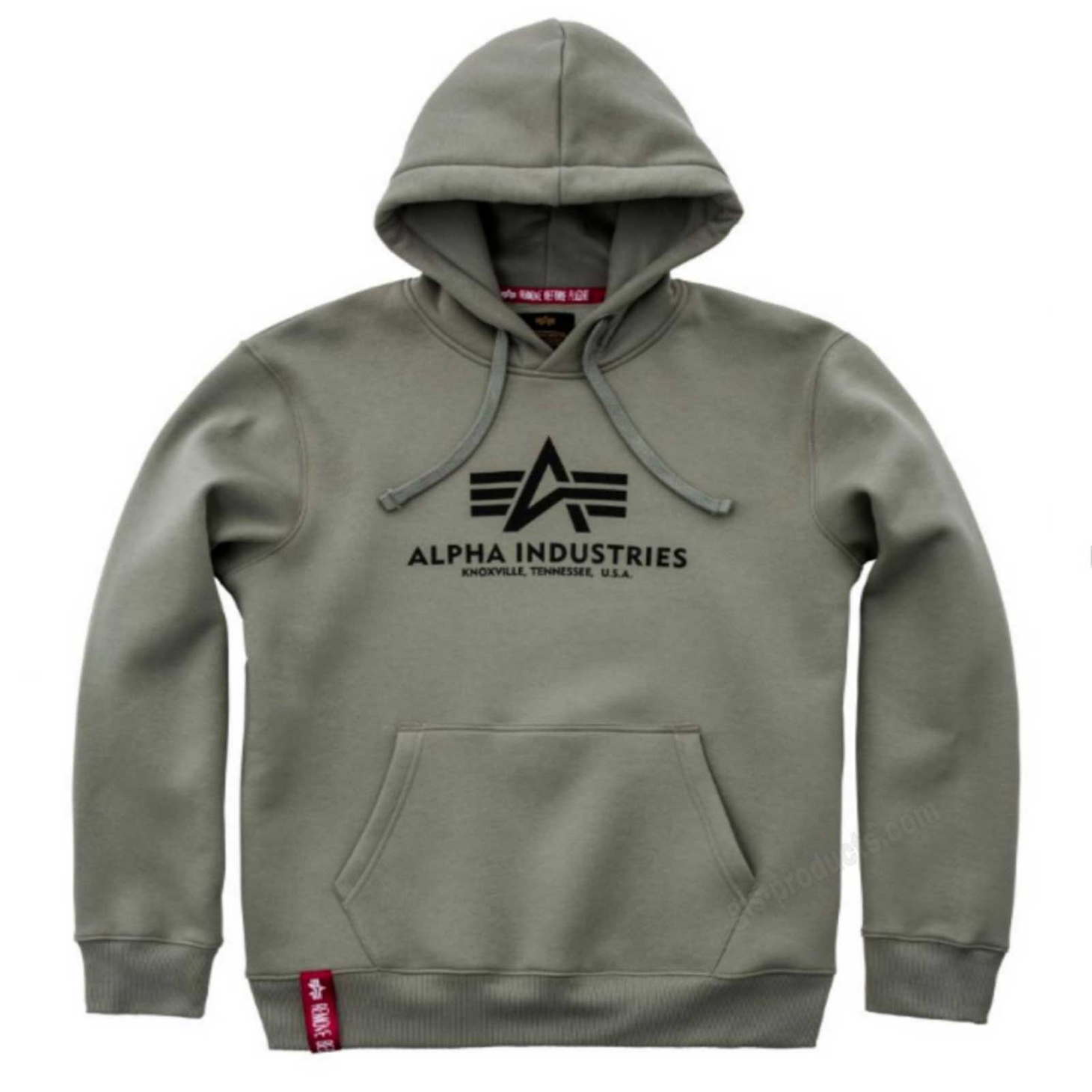 Alpha Industries Basic Hoody 178312 – Picture 3