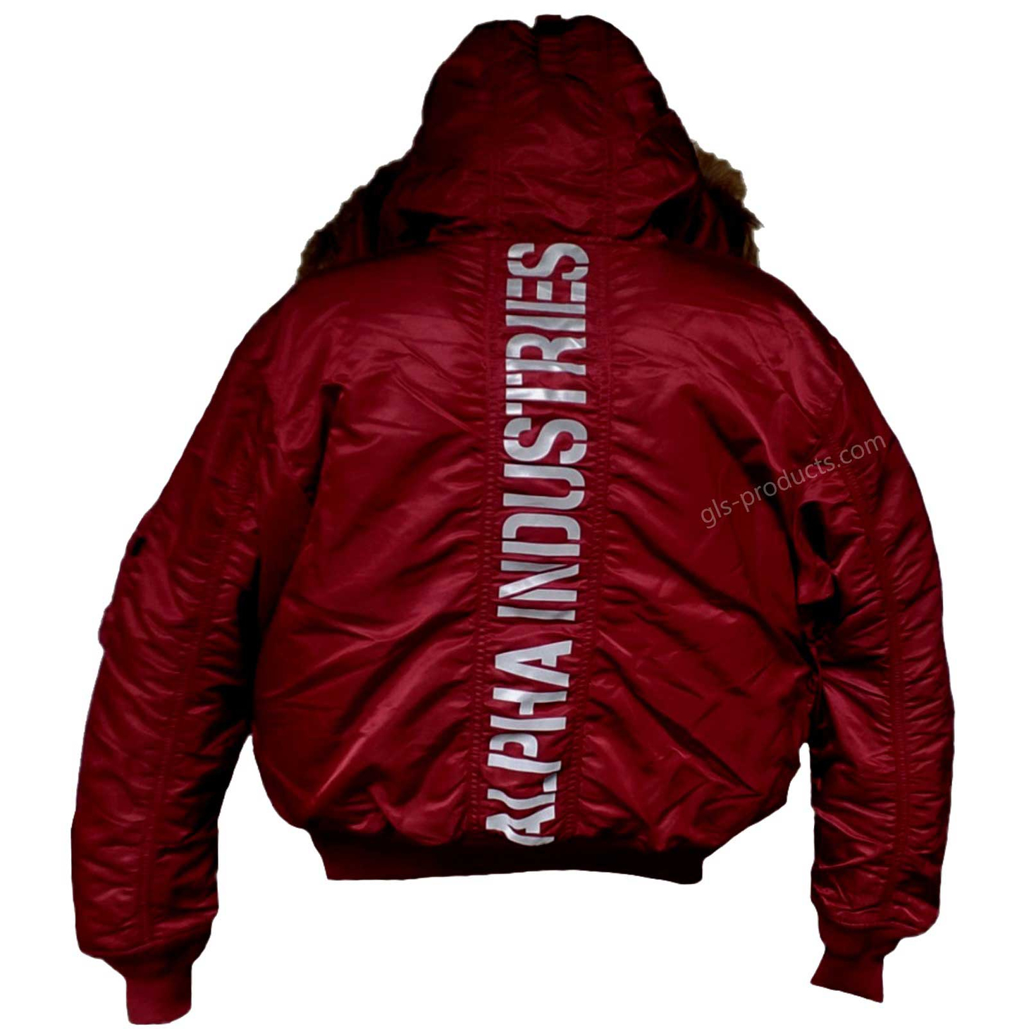 Alpha Industries 45P Hooded Custom 113145 – Picture 6
