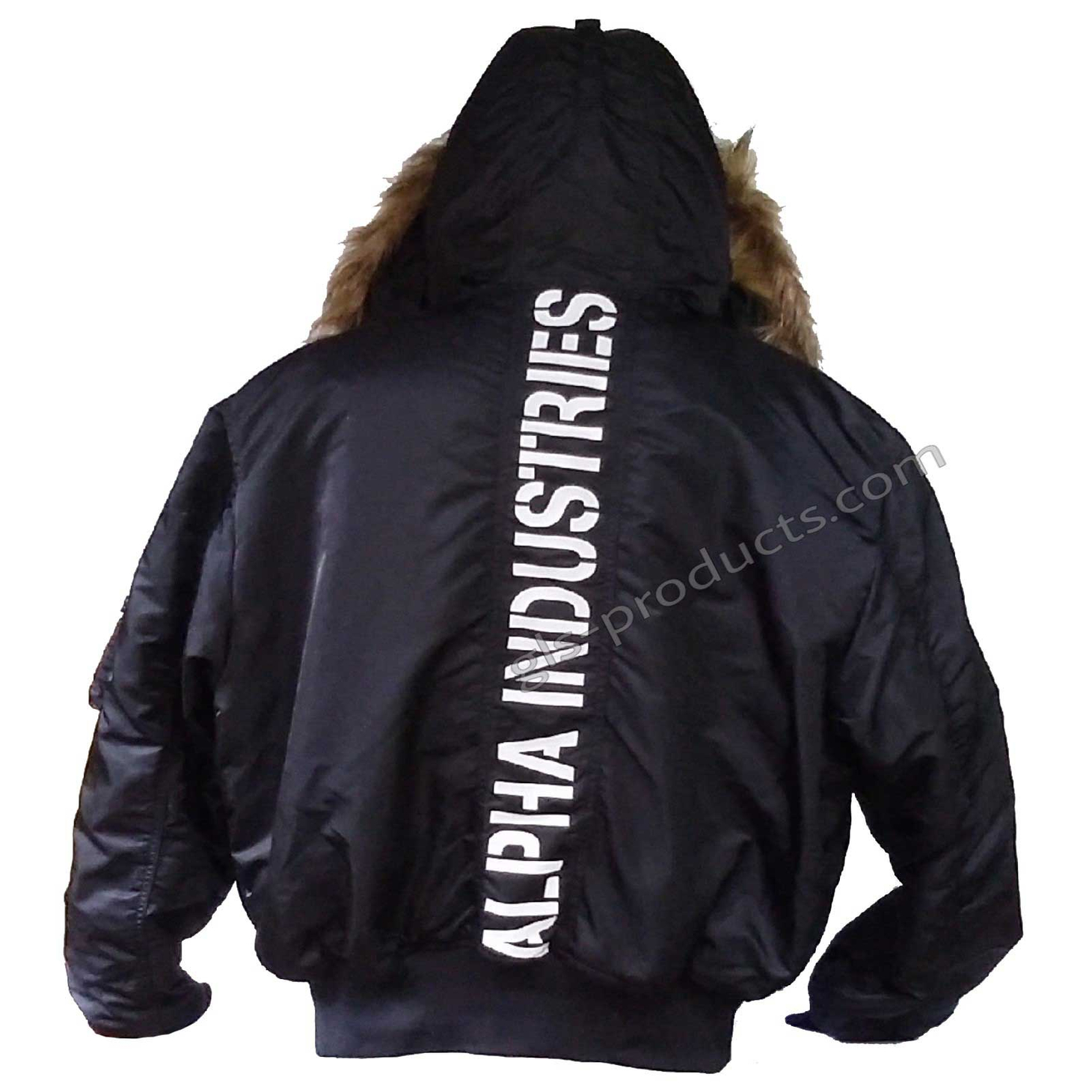 Alpha Industries 45P Hooded Custom 113145 – Picture 5