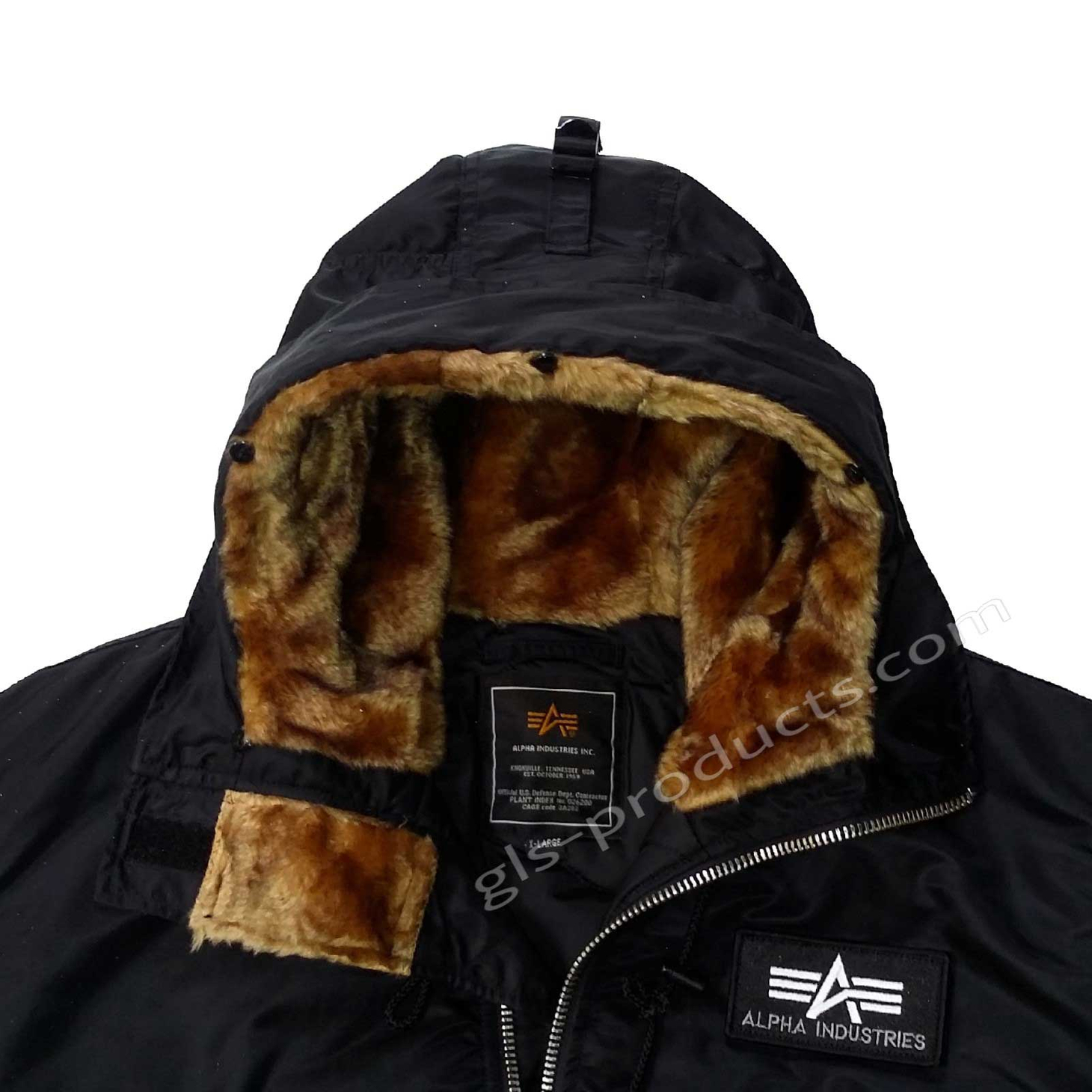 Alpha Industries 45P Hooded Custom 113145 – Picture 11