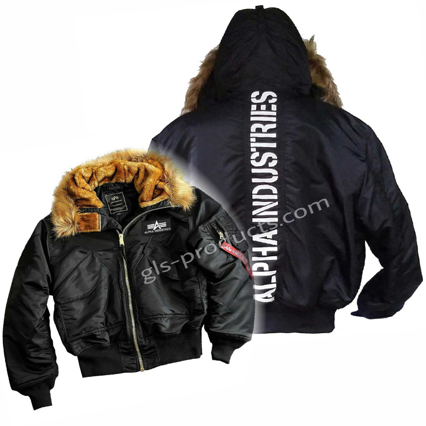 Alpha Industries 45P Hooded Custom 113145 – Picture 7