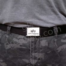Alpha Industries Big A Belt 3,5cm  – Bild 5