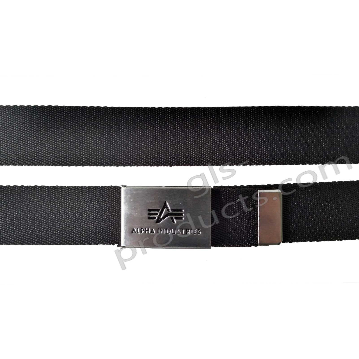 Alpha Industries Big A Belt 3,5cm 176907 – Picture 2