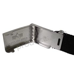 Alpha Industries Big A Belt 3,5cm 176907 – Bild 3
