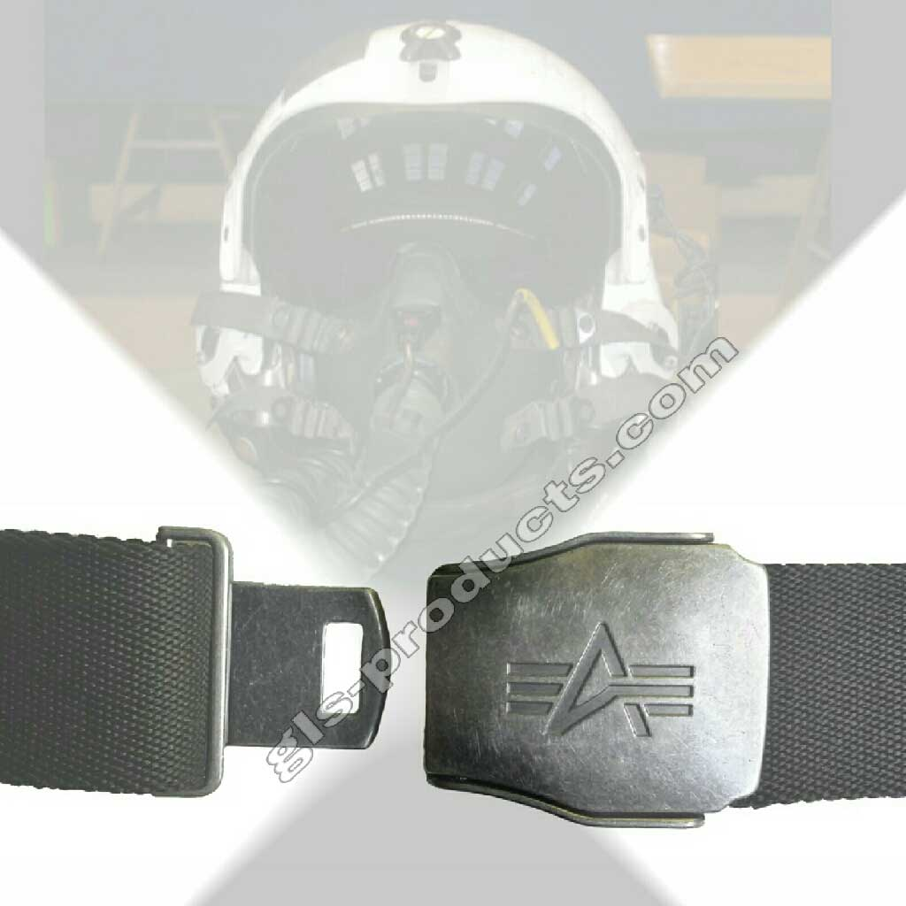 Alpha Industries Buckle Belt 176908 – Picture 3