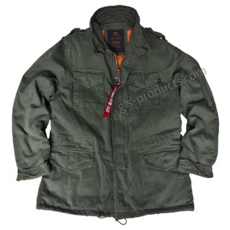 Alpha Industries Vintage M-65 CW Parka 178114 – Picture 3