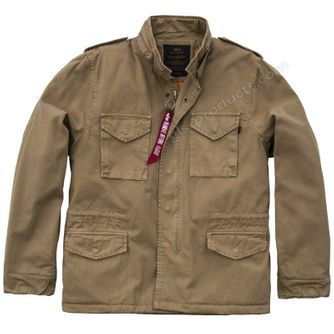 Alpha Industries Vintage M-65 CW Parka 178114 – Picture 4