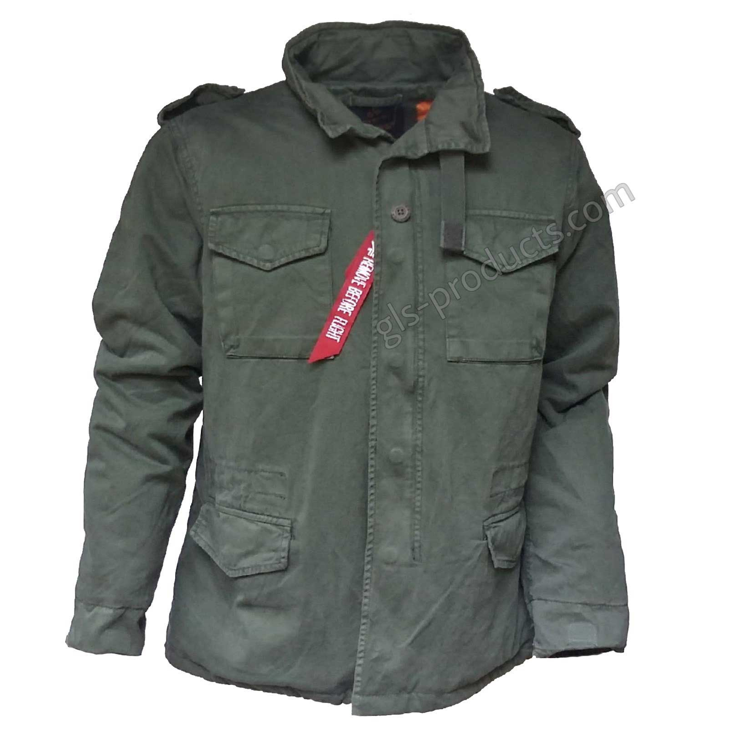 Alpha Industries Vintage M-65 CW Parka 178114 – Picture 6